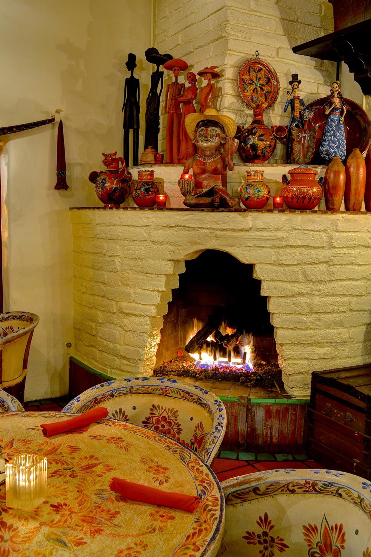 Barra Fireplace