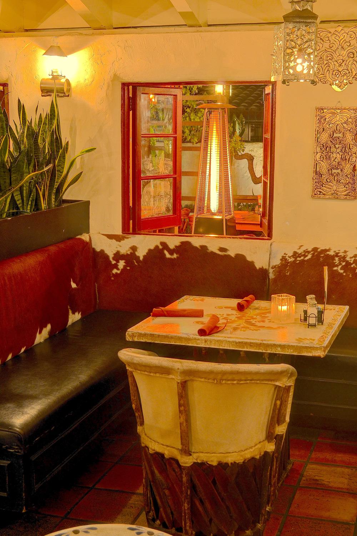 Barra Dining Room 2