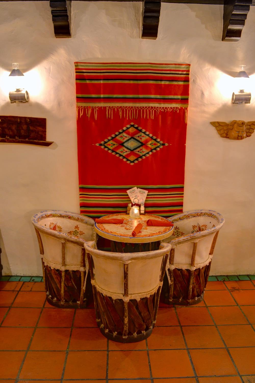 Barra Small Table