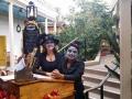 Cosmo hostesses - dia de los muertos