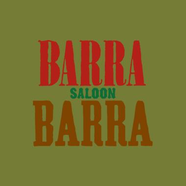Barra Barra Saloon Logo