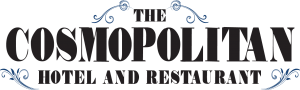 The Cosmopolitan Hotel & Restaurant Logo