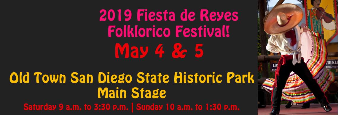 2019 Folklorico Festival Ad