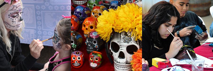 Dia De Los Muertos Fiesta De Reyes