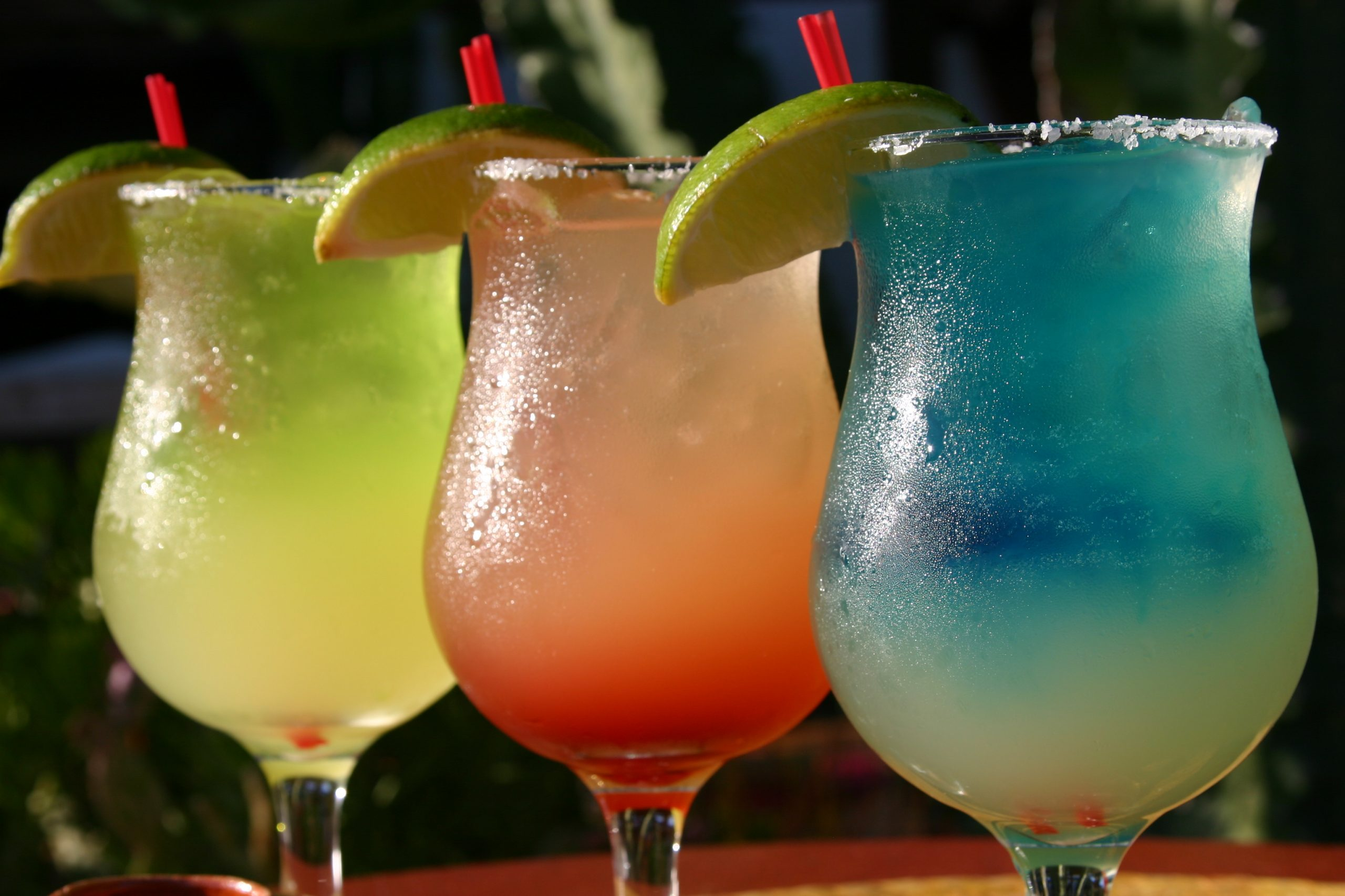 Three Margaritas